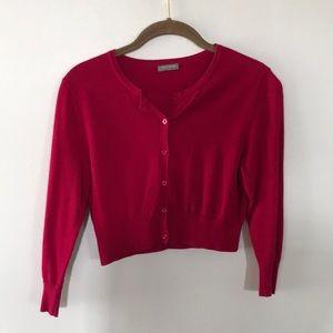 Ann Taylor Crop Sweater